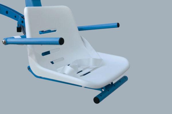 Vendita sollevatori per disabili da piscina