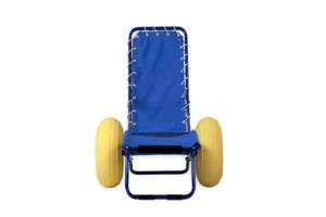 Sedia mare disabili
